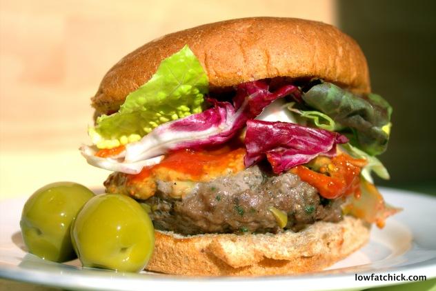 Olive Burger 10.27.13